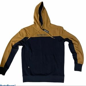 Kangol Men's Color Block Hoodie